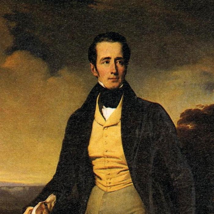 A Monsieur Alphonse de Lamartine - Charles Augustin Sainte Beuve Alphonse%20de%20Lamartine