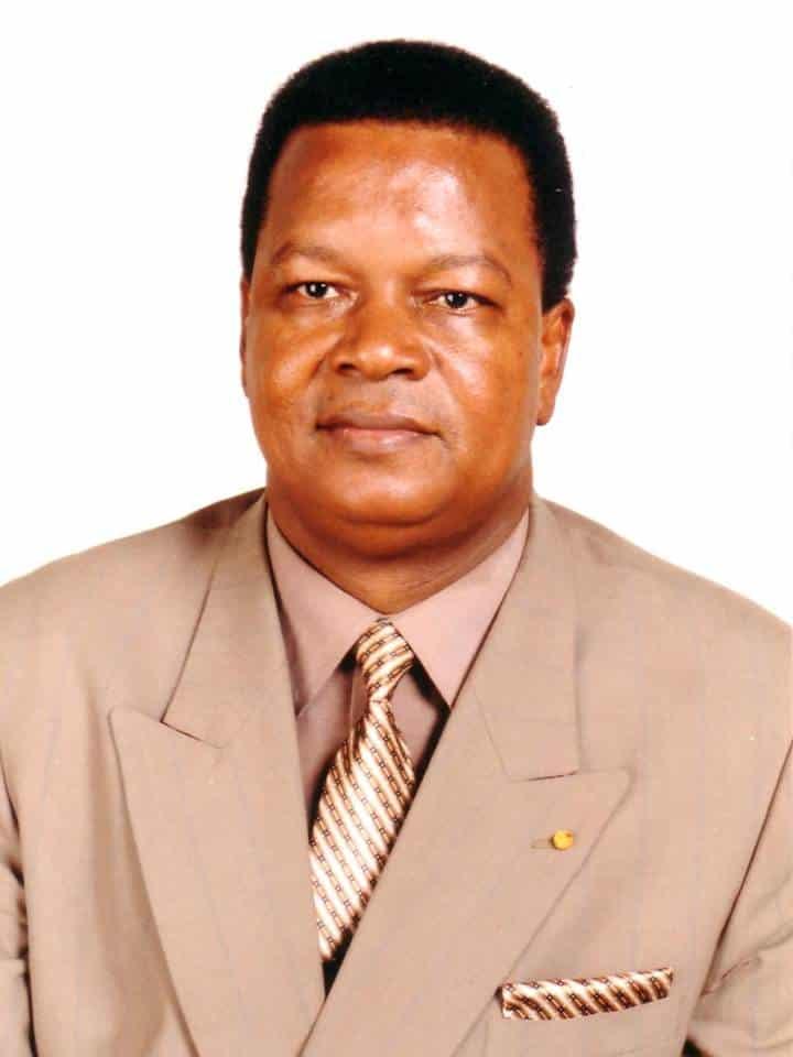 Portrait de Souleymane Yacouba