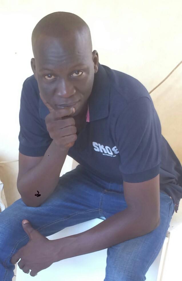 Portrait de Mamadou NABOMBO