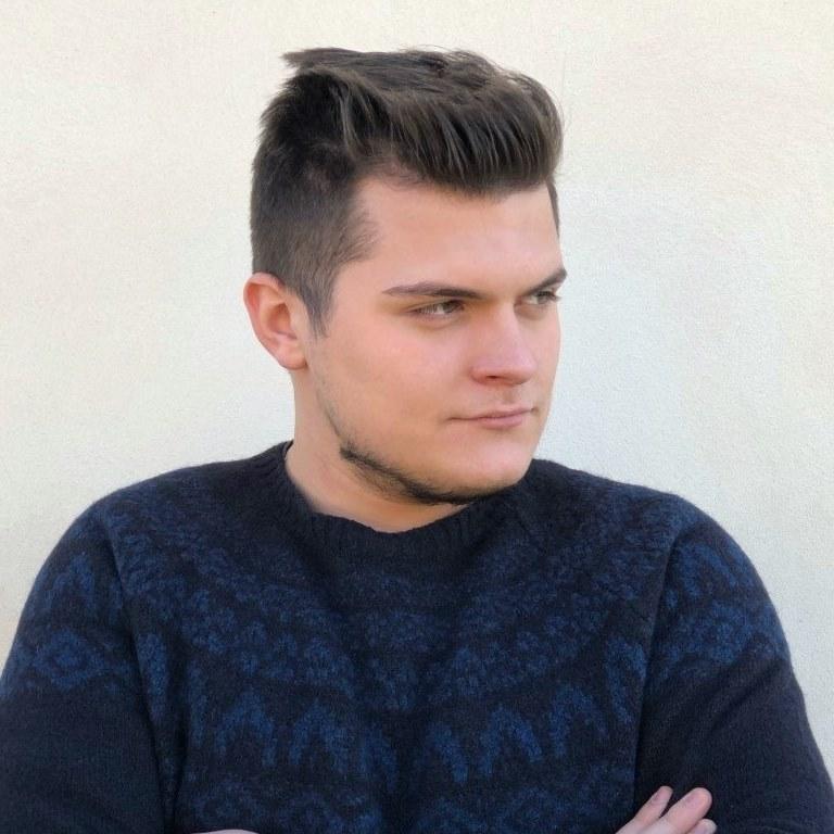 Portrait de Gianluca Stival