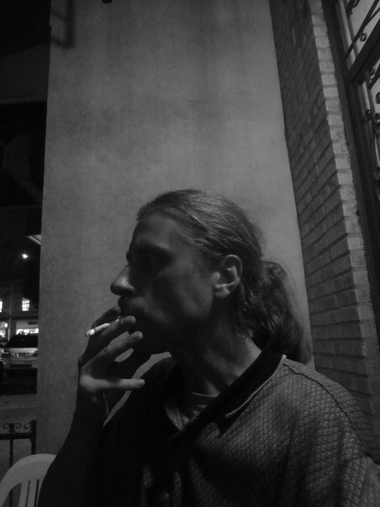 Portrait de Rus Khomutoff