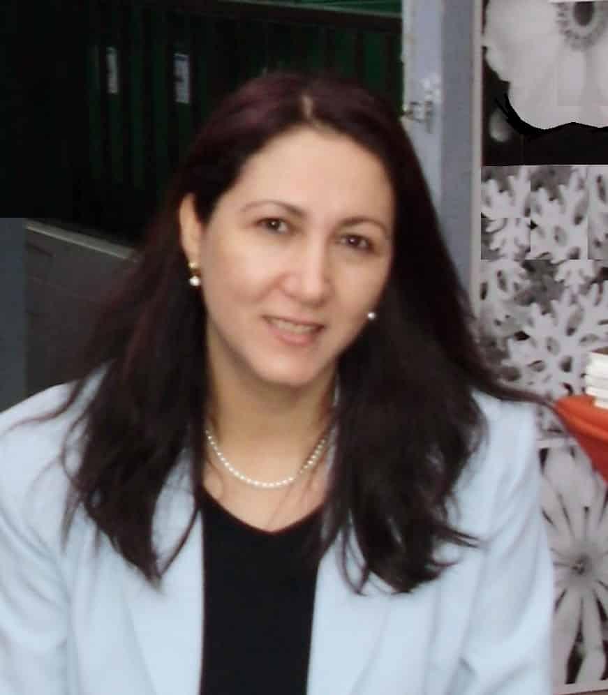 Portrait de Maria Zaki