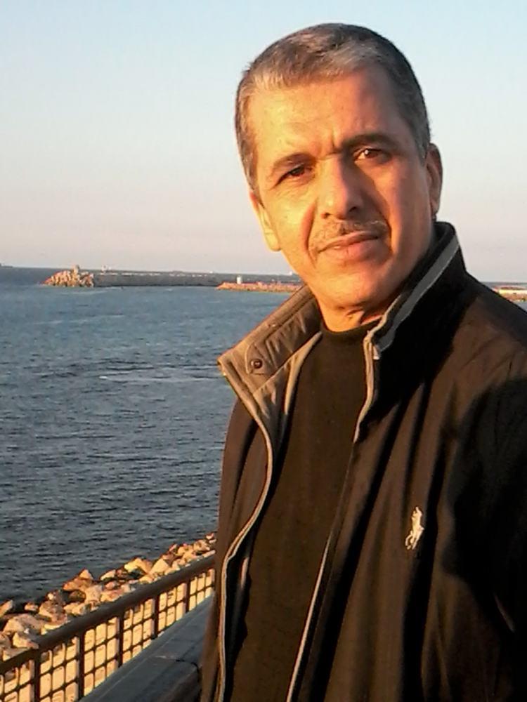 Portrait de Mihoub Boualem