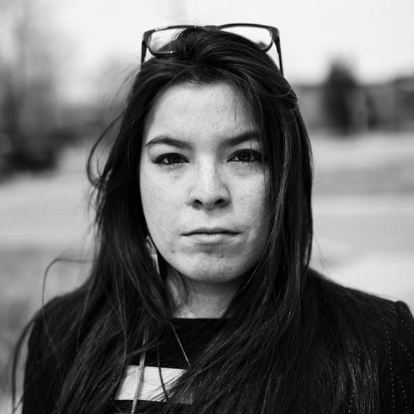 Portrait de Natasha Kanapé Fontaine